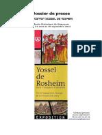Yossel de Rosheim - DP Musée Haguenau