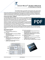 Dust Networks Datasheet