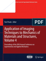 Application of imaging techniques to mechanics of materials and structures