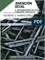 La Intervención en Lo Social, Alfredo Carballeda [Pag 1 - 19]