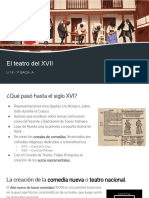 U18 - El Teatro Del XVII