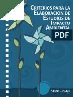 Criterios para la elaboración de Estudios de Impacto Ambiental.pdf
