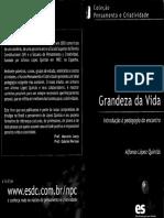 Descobrir a Grandeza Da Vida - Alfonso Lopes Quintas