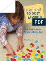 Maja Pitamic - Teach Me to Do It Myself