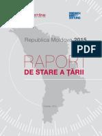 Raport de Stare a Tarii 2015