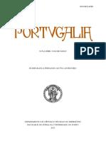 Revista Portugalia Vol. 36.
