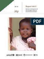Child Mortality Report 2017