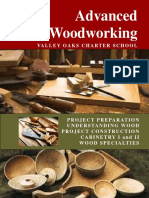 Text Advanced Woodworking