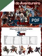 3D&TZão - Manual Do Aventureiro Galo Edition