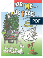 Color Me Drug Free Activity Book.pdf