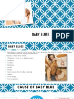 BABY BLUES Presentation