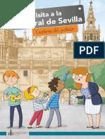 Catedral  de Sevilla cudernillo