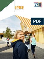 ECU Undergraduate Course Guide