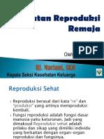 Kesehatan Reproduksi Remaja Penjaringan