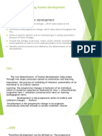 Unit 1 Understanding Human Development