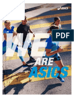 asics sustainability annual report