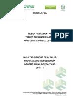 Formato Primer Avance de La Propuesta 2018–1 Ruben Parra