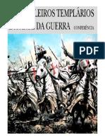 Templario e Arte Da Guerra