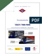 Actualizacion de Conocimientos en La Resolución de Averia 7000_9000
