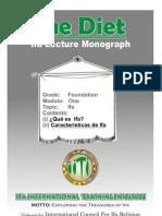 Ifa Lecture Monograph Module1 Spanish