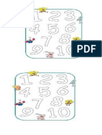 numbers colours.docx