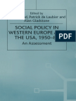 Roger Girod, Patrick de Laubier, Alan Gladstone (Eds.)-Social Policy in Western Europe and the USA, 1950–80_ an Assessment-Palgrave Macmillan UK (1985)