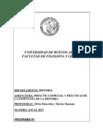 Didáctica Especial - Finocchio - Massone