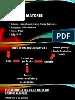 Adultos Mayores La Presentacion