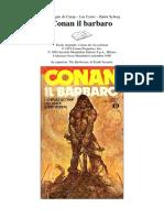 De Camp L. Sprague, Carter, Syberg - Conan Il Barbaro................. Fantasy