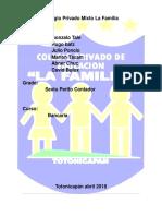 Colegio Privado Mixto La Familia