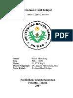 CJR - Evaluasi Hasil Belajar