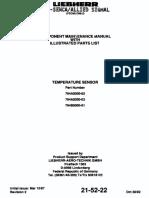 CMM 215222 Temp Sensor