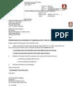 Surat Hantar Surat Maklum Balas Mesyuarat Agung PIBG