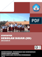Statistik Persekolahan SD