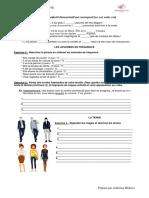 A1.3 Pratique Unité 4