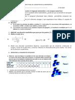 Examen Final de Elementos de La Matematica Febrero 2018