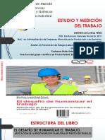 Conferencia 2. Introduccion Al Estudio y Medicion Trabajo. Parte II