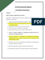 Reactivos Segundo Parcial Auditoría Financiera II