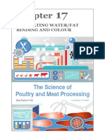 SciPoultryAndMeatProcessing - Barbut - 17 Water Fat Binding & Colour - V01