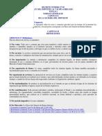21018 Decreto Del Congreso 27-92 Ley Del Iva