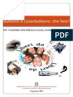 VADEMECUM - Bullismo e Cyberbullismo