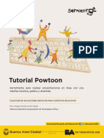 Tutorial Powtoon