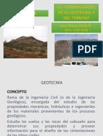 u1 Generalidades Del Terreno Suelos Rocas