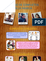 Manejo de Conflictos en La Familia