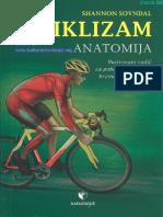 Biciklizam Anatomija Pdf