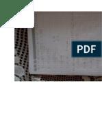 Ejercicios Ecuaciones de Segundo Grado