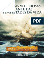 Famílias Vitoriosas Diante Das Tempestades Da Vida