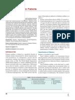 Implants in Diabetic Patients
