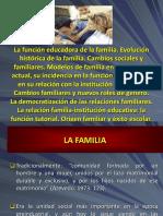 Tema 2 La Familia