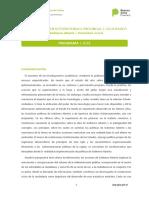 Programa - Gobierno Abierto